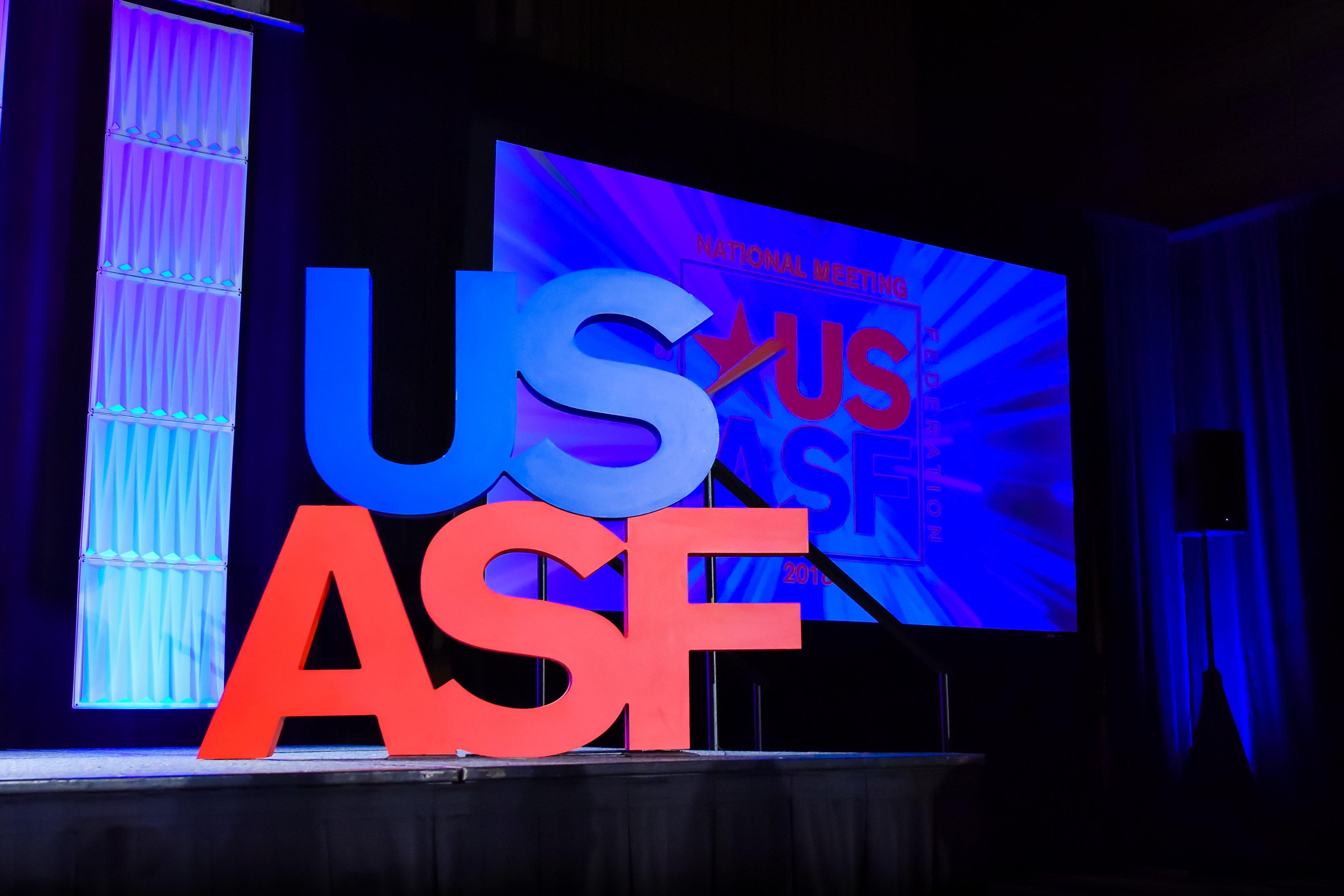 USASF National Meeting
