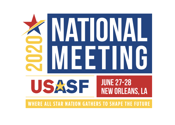 National Meeting Logo
