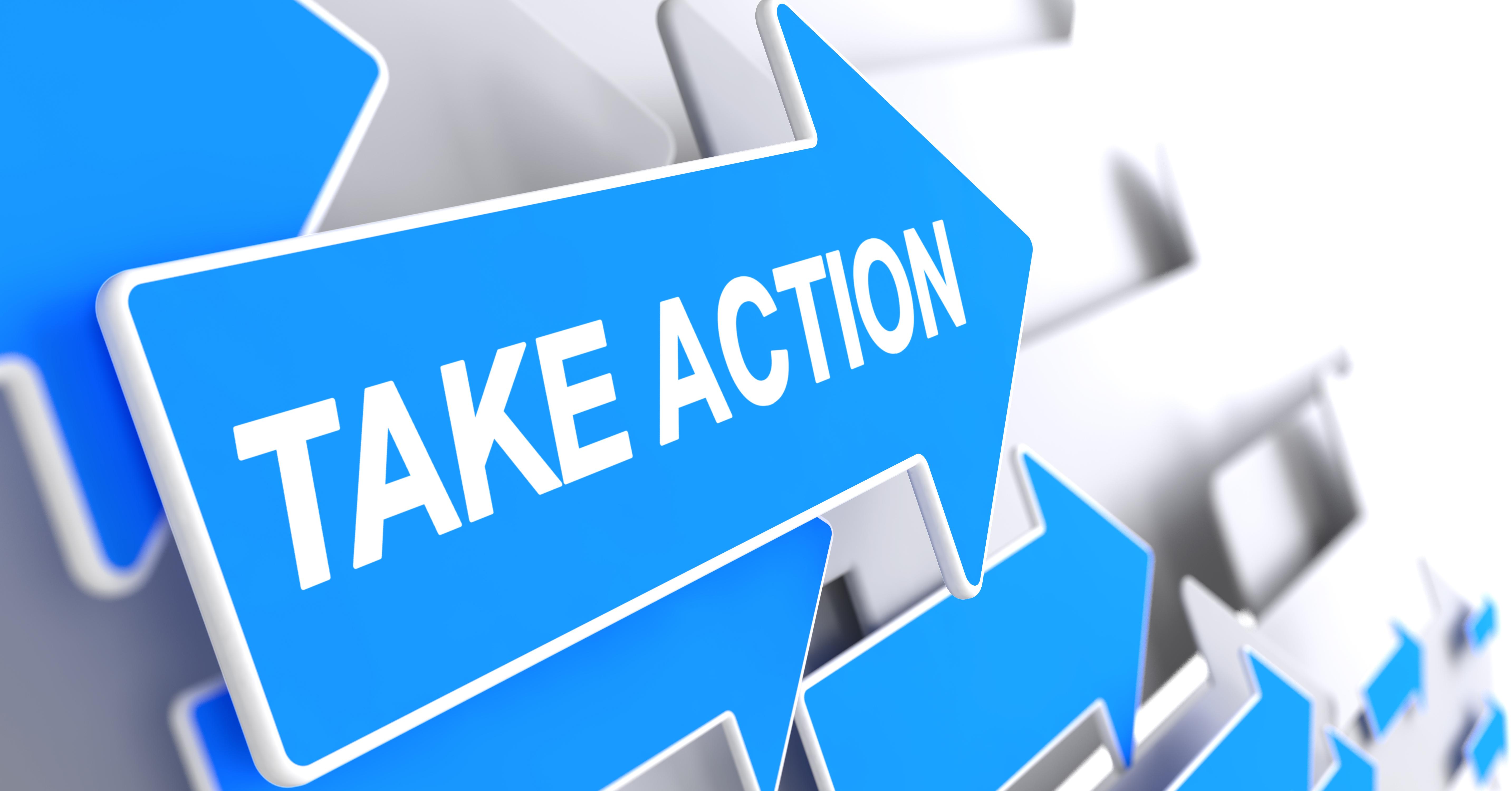 take action-1